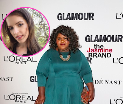 Gabourey Sidibe Says 'Seas Didn't Part For Me The Same Way It Might Have For Anna Kendrick' After Oscar Nod