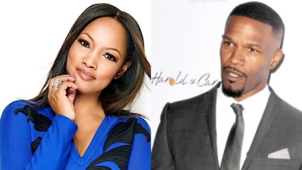 Garcelle Beauvais Details How She Knows Jamie Foxx Is 'Hung Like A Horse' [WATCH]