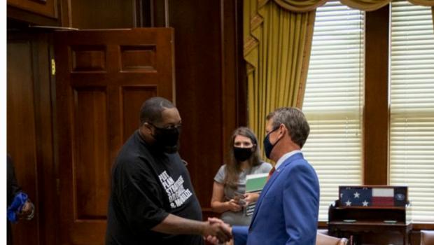 Killer Mike Slammed For Meeting W/ Georgia Governor Brian Kemp