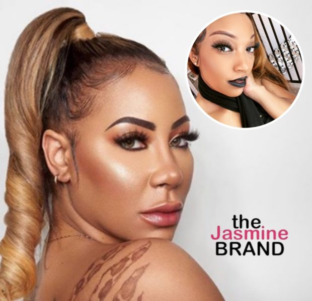 Hazel E – Makeup Artist Accuses Reality Star Of Not Paying Her For Services, Contacts Cops & Says Her Husband Threatened Her
