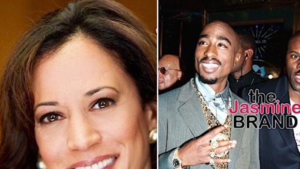 Vice Presidential Nominee Kamala Harris Says Tupac Is The Best Rapper Alive