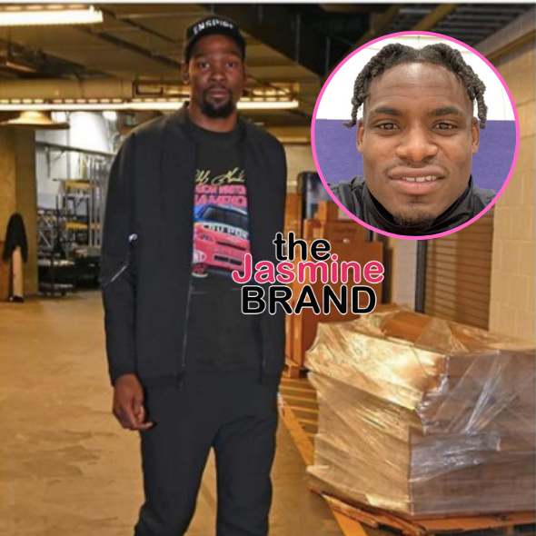 Kevin Durant Says 'You Can't Blame' Danuel House For Allegedly Sneaking Female Company Inside His Hotel Room