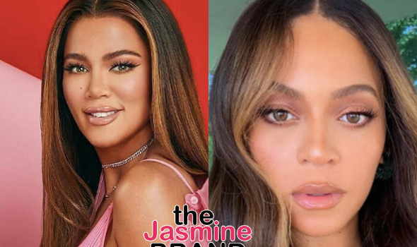 Khloe Kardashian Accused Of Blackface & Copying Beyonce In New Photos