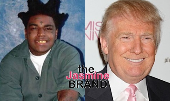 Kodak Black Wants President Donald Trump To Get Him Out Of Jail, Files Petition Through Lawyers