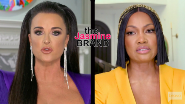 Garcelle Beauvais' 'RHOBH' Co-Star Kyle Richards Blasts Her For Not Paying Charity Donation, Garcelle Reacts: You Better Watch What You Say!