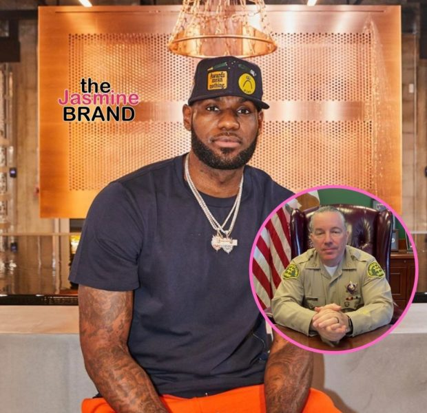 LeBron James Has 'Zero Comment' For The L.A. Sheriff Who Challenged Him To Match Reward Money For Ambushed Deputies