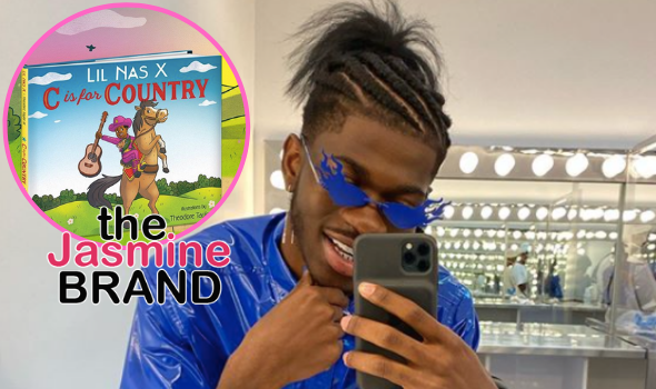 Lil Nas X Is Releasing 'The Best Kids Book Of All Time' Called 'C Is For Country'