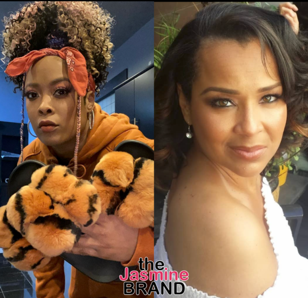 Da Brat & Sister LisaRaye Have Awkward, Heated Exchange During Live Interview [VIDEO]