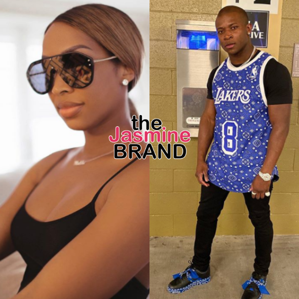 Malika Haqq Seemingly Slams Baby Daddy OT Genasis: If You're Running Around Like This Virus Isn't Real You Won't See Me Or My Son