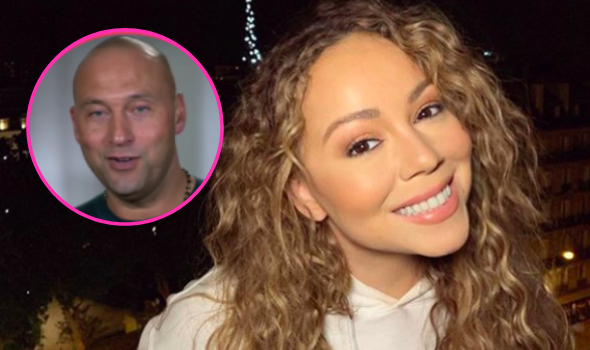 Mariah Carey Reveals That 2 Of Her Classic Hits Were Written About Her Ex Derek Jeter