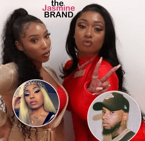 Megan Thee Stallion's Friend Accuses Former Best Friend Kelsey Nicole Of Being Paid Off To Remain Silent, After Tory Lanez Shooting