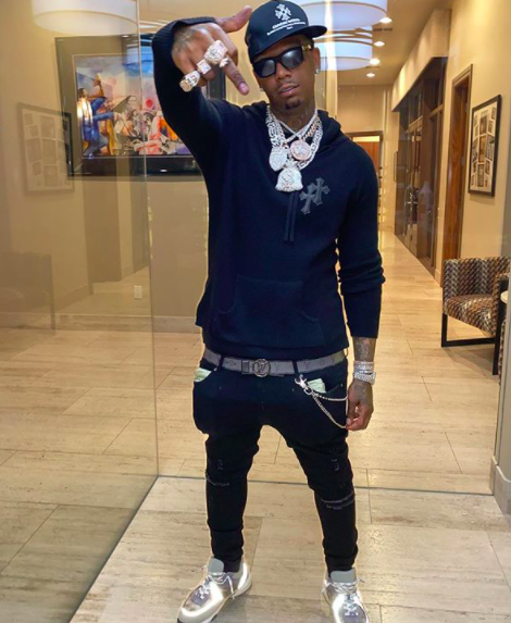 MoneyBagg Yo Responds After Shots Fired Outside Of His Birthday Celebration In Las Vegas
