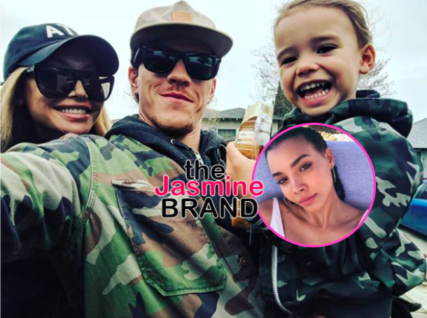 Naya Rivera's Sister Addresses Reports She's Living W/ Late Star's Ex-Husband: I'm Showing Up For My Nephew