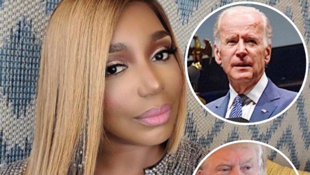 "Nene Leakes Wants To Coach Joe Biden On How To ""Read"" President Trump For Next Debate"