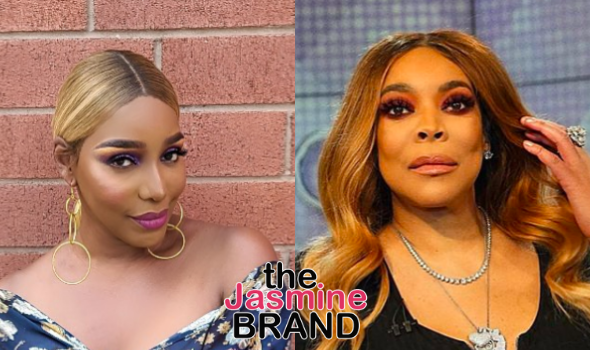 Nene Leakes Tells Wendy Williams 'Spend More Time Figuring Out How You Can Drain Your Enormously Large Legs & Feet'