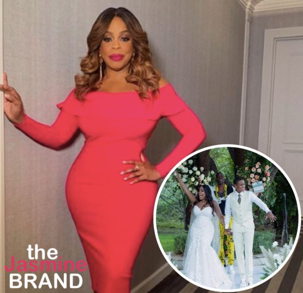 Niecy Nash Isn't 'Coming Out' & Says She Wasn't Suppressing Her Sexuality Her Whole Life: My Marriage Has Nothing To Do With Gender