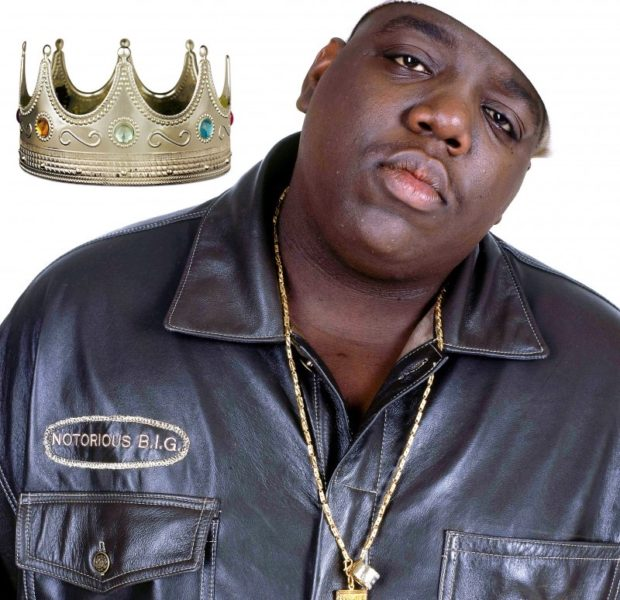 "Notorious B.I.G.'s ""King Of New York"" Crown Sells For Nearly $600,000 In Hip Hop Auction"