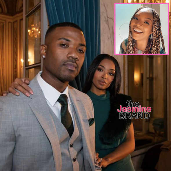 Brandy On Ray J & Princess Love Split: I Don't Know If This Is Gonna Go Through, They Change Their Mind Every Other 5 Minutes