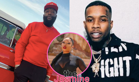 Rick Ross Slams Tory Lanez Over Megan Thee Stallion Lyrics: Poor Decision Brother + Tory Reacts