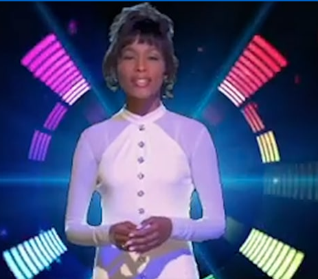Whitney Houston Hologram Surfaces, Allegedly Without The Permission Of Her Estate