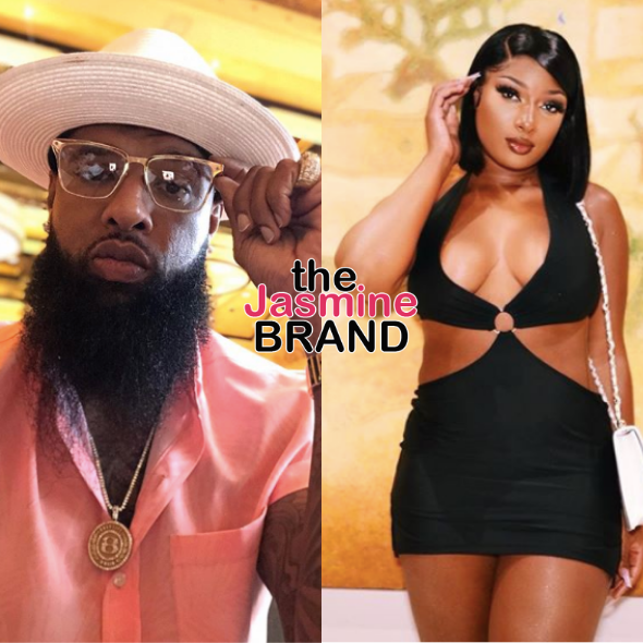 Slim Thug Is Crushing On Megan Thee Stallion: Let Me Be Yo Video H*e