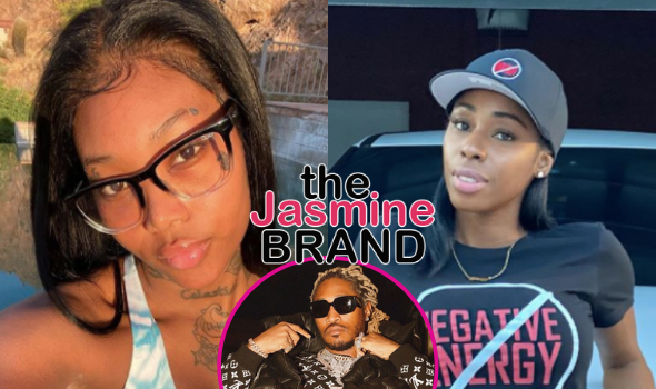 Summer Walker & Future's Baby Mama Eliza Reign Get Into Heated Exchange After Eliza Requests $53K A Month In Child Support: Women Like This Are Disgusting