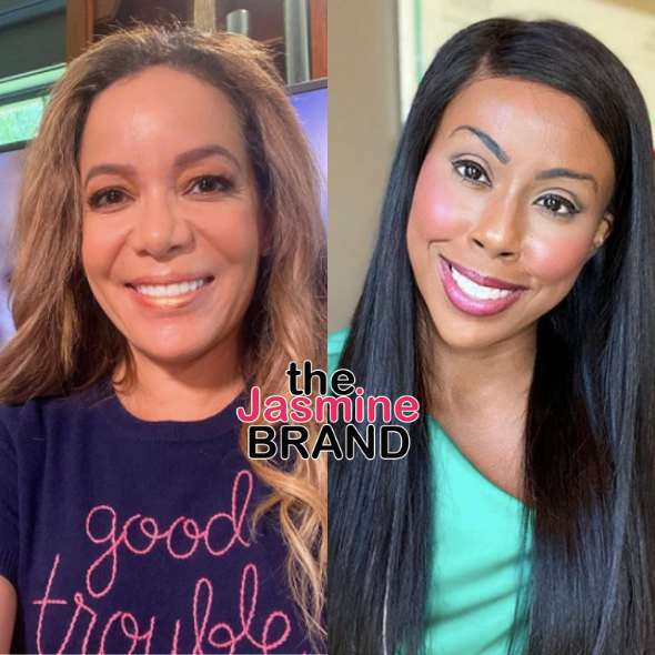 Sunny Hostin Has Heated Exchange W/ Republican Congressional Candidate Kim Klacik: The Black Community Didn't Vote For You!