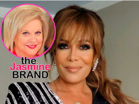 Sunny Hostin Regrets Changing Her Name From Asunción After Journalist Nancy Grace Couldn't Pronounce It