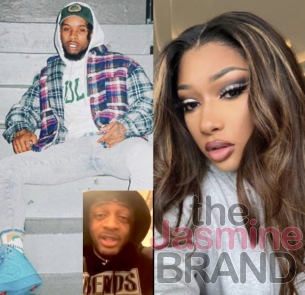 Tory Lanez Alleged Ex Bodyguard Addresses Megan Thee Stallion Shooting: I've Never Seen Him Do Anything Physical To A Woman [VIDEO]