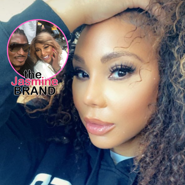 Tamar Braxton Shares Cryptic Post About Men Amid Drama W/ David Adefeso: These Dudes Will Manipulate You!