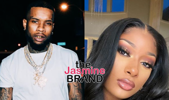 Tory Lanez Told Megan Thee Stallion To 'Dance B****' Before Allegedly Shooting Her, Source Claims