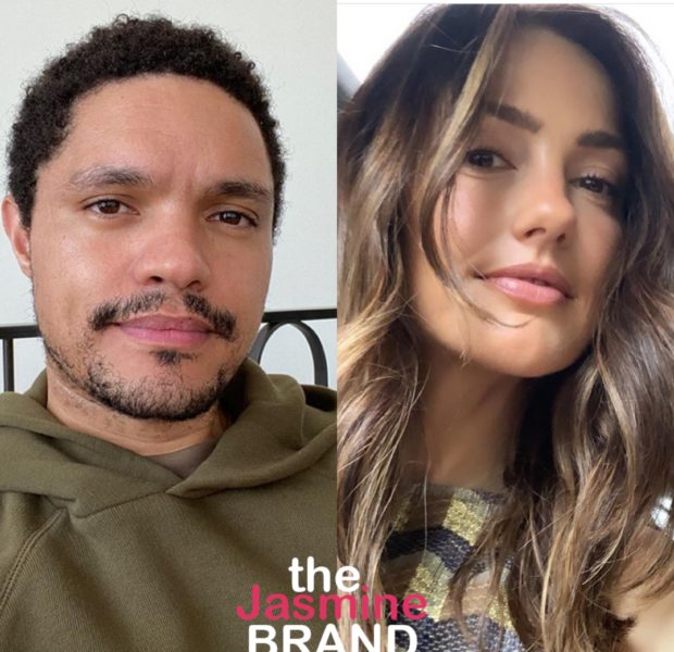 Trevor Noah & Minka Kelly Have Been Dating Secretly For Months