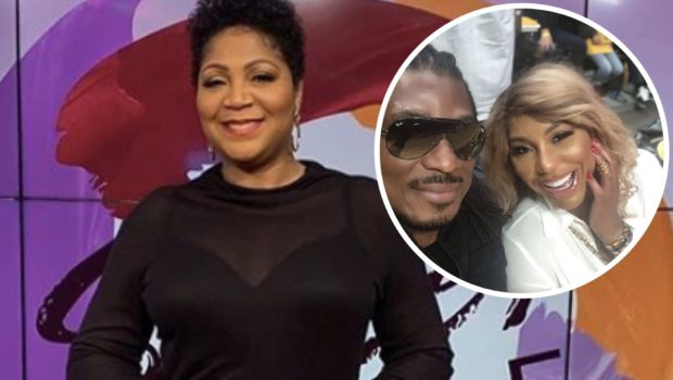 Trina Braxton Reacts To David Adefeso's Claims That Tamar Braxton Abused Him