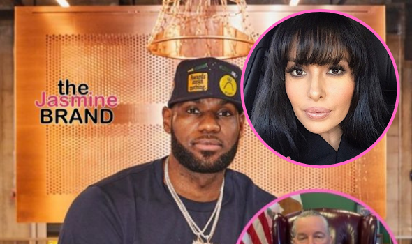 Vanessa Bryant Slams L.A. County Sheriff After He Calls Out LeBron James