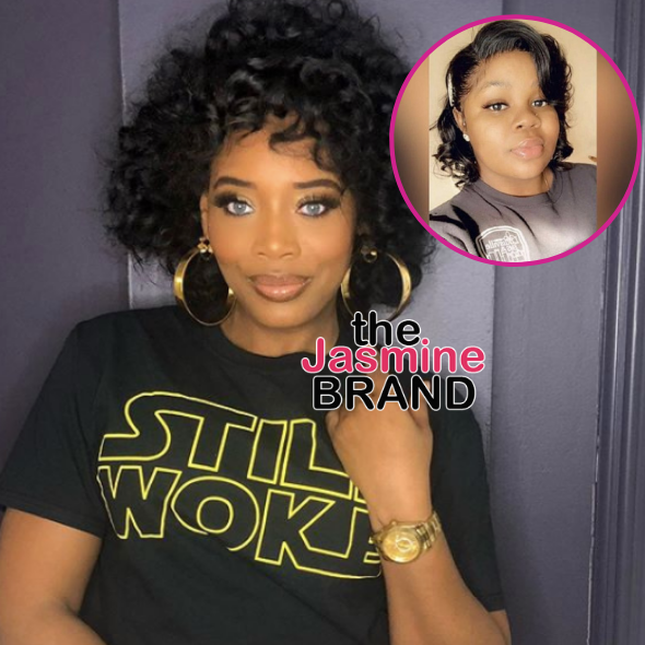 Yandy Smith Details 'Inhumane' Conditions At Detention Center After Breonna Taylor Arrest: The Amount Of Humiliation Is Crazy