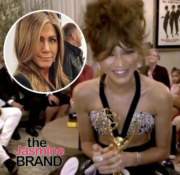 Zendaya Fans Defend Her Emmy Win After It's Referred To As An 'Upset' Over Jennifer Aniston