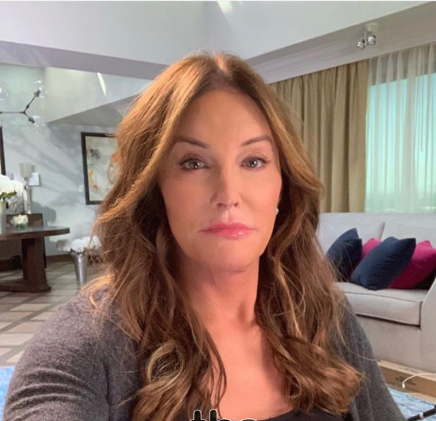 Caitlyn Jenner Announces She's Running For Governor Of California