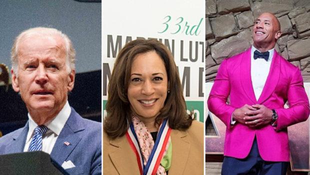 Dwayne 'The Rock' Johnson Endorses Joe Biden & Kamala Harris, Receives Backlash On Social Media