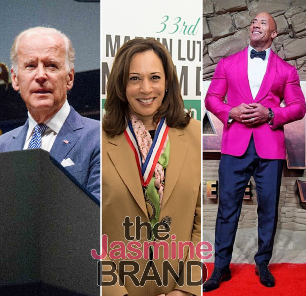 Dwayne 'The Rock' Johnson Endorses Joe Biden & Kamala Harris, Receives Backlash On Social Media