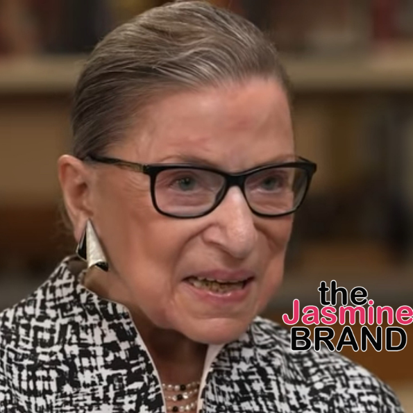 Supreme Court Judge Ruth Bader Ginsburg, Known As 'The Notorious RBG,' Dies At 87 [CONDOLENCES]