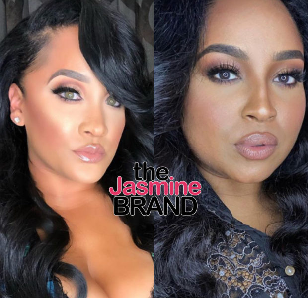 'Bad Girls Club' Reunion Season In The Works, According To Tanisha Thomas & Natalie Nunn