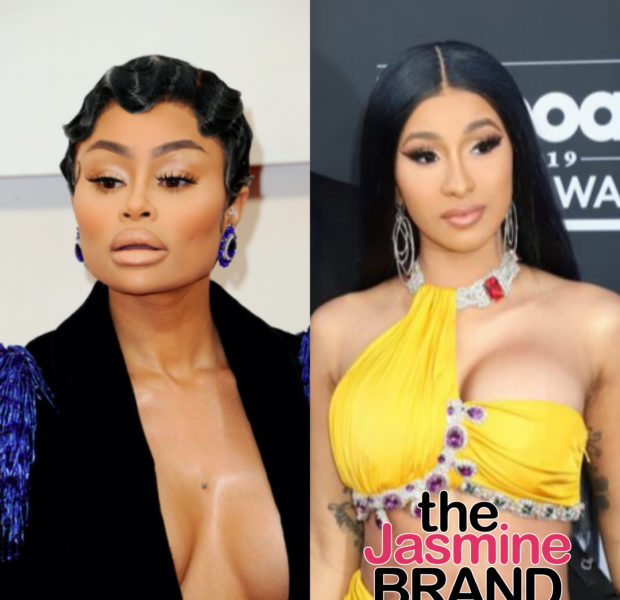 Blac Chyna Reportedly Highest-Paid Celeb On Only Fans W/ $17 Million A Month + Cardi B Allegedly Making $8 Million A Month
