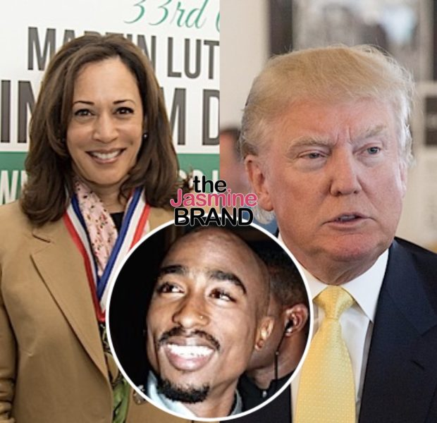 Tupac's Brother Slams Trump Campaign For Leaving Ticket For Late Rapper At VP Debate Mocking Kamala Harris: It's Clearly Disrespectful