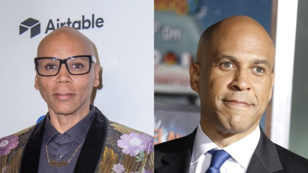 RuPaul & Cory Booker Discover They Are Cousins After Ancestry Test