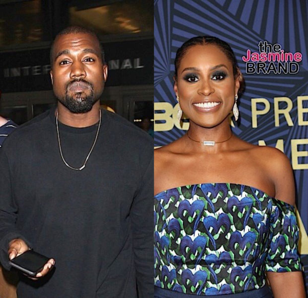 "Issa Rae Says ""Eff Kanye"" During SNL Skit, Kanye Responds Accusing SNL Of Using Black People & Says He's Praying For Issa"