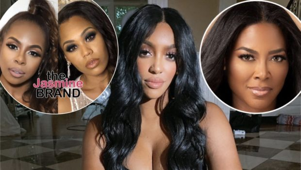 Porsha Williams Weighs In On Monique Samuels' Fight W Candiace Dillard + Reacts To Kenya Moore Reunion Fight Comparisons