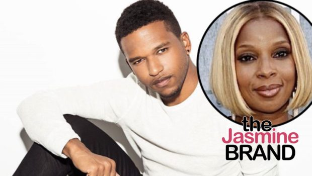 EXCLUSIVE: Power Book II'sLovell Adams-Gray Says Mary J. Blige Is NOT A Diva, As He Describes Working With Her: She's So Warm & Generous