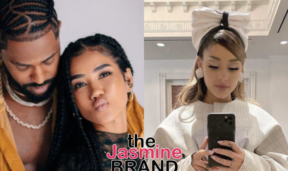 Jhene Aiko Blocked Fan Who Asked Her About Big Sean's Ex Ariana Grande