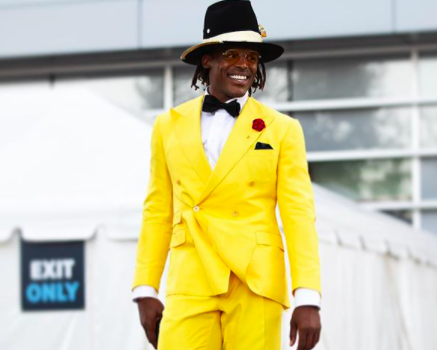 Cam Newton Defends Unique Wardrobe Choices Amid Criticism: I'm Not Changing The Way I Dress