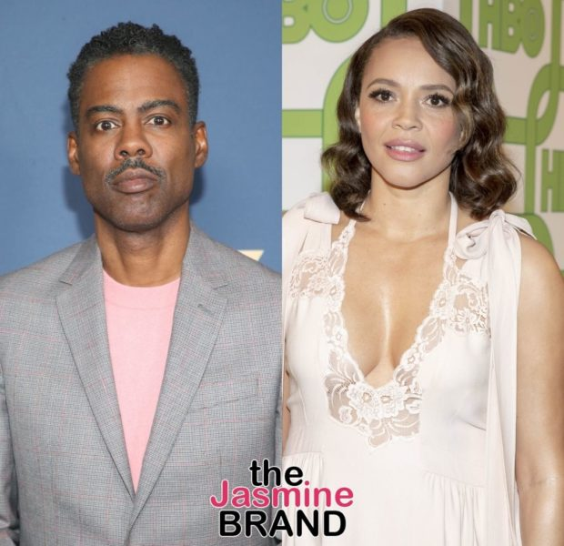 Chris Rock Is Dating 'Selma' Actress Carmen Ejogo